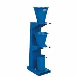 Compacting Factor Apparatus Conforming To Is 1199, 5515. & Bs 1881-103