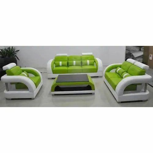 Green Apple Designer Sofa Soft Set