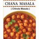 Chana Masala (Chhole Masala)