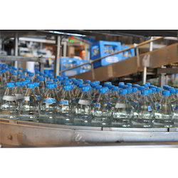 Water Bottling Plant Consultant Services