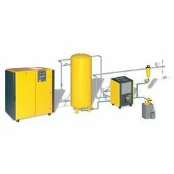 Air Compressor Dryer System