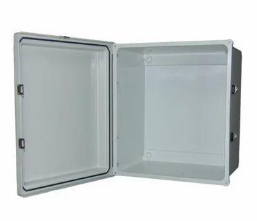 Fiberglass Junction Box and Aluminium Cast Junction Box