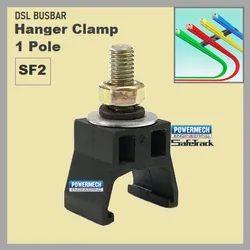 SF2 Single Pole Safetrack DSL Busbar Hanger Clamp