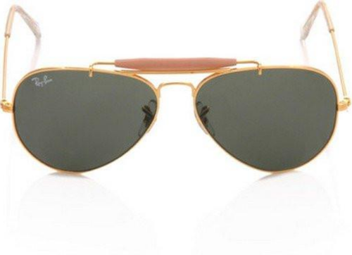 Male Ray Ban Aviator Sunglasses Golden Rb3129 W022658 Rs 4290 Piece Id 18630625055