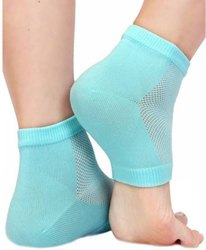Silicone Gel Heel Socks