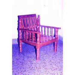 Weight: 10-15 Kg Brown Antique Wooden Chair