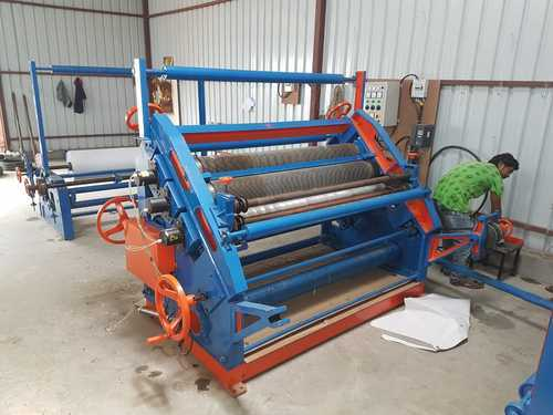 High Speed Paper Corrugating Machine