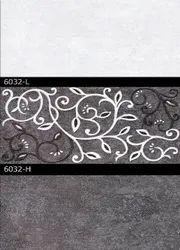 6032 (L, H) Hexa Ceramic Tiles Matt Series