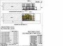 Circular platform-Structure Designing