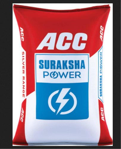 Acc Suraksha Power Cement, एसीसी सीमेंट in