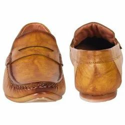 Shusin Brown Men Casual Shoes, Size: 5 To 10