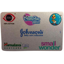 Oval And Rectangular Multicolor Membership Card, Size: 86*54mm
