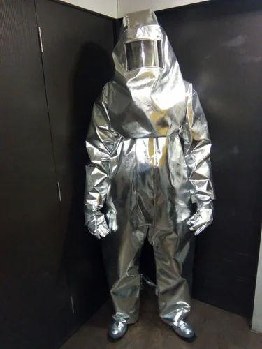 Furnace Aluminised Suit Aluminised Suit Exporter From Mumbai