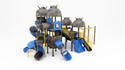Optimus Outdoor Playing Equipment