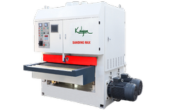 Two Head Wide Belt Sanding Machine (KI-1300-R-RP)