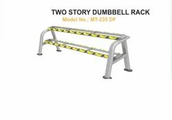 MT 235 DF Two Story Dumbbell Rack