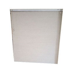 White Vertical Window Blinds