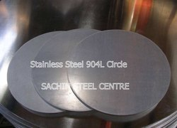 Stainless Steel 904L Circle