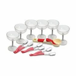 J-218 Ice Cream Set Super (13 In 1)