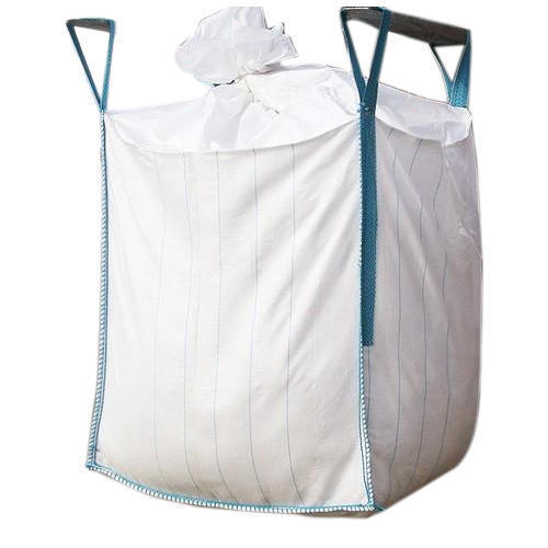White Polypropylene PP Jumbo Bag, For Transport/Chemical, Rs 200 /piece |  ID: 1223624112