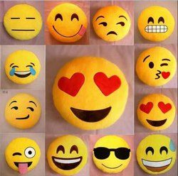 Emoji Pillows For Sublimation Printing