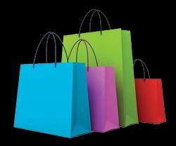 Craft Paper Folding Shopping Bags