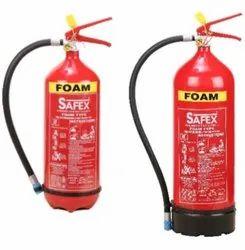 Safex Foam Based Fire Extinguishers (Aluminium)- 6 Ltr