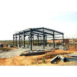 Steel Industrial Prefabricated Structure