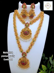 Karishma Kreations Combo Jewellery Set Collection - Combo 12