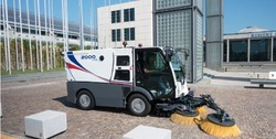 Municipal Sweeper Roads Model Dulevo 2000