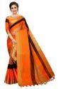 Akshita Handloom Cotton Silk Saree