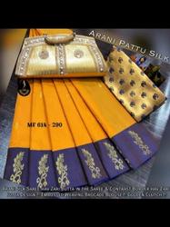 Arani Pattu Silk Saree