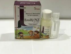 Ofloxacin Nitazoxanide Dry Syrup