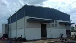 Steel Prefabricated Metal Building