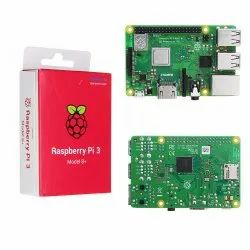 Element14 1.4GHz Raspberry Pi 3 Model B MotherBoard For Educational & Industrial, Form Factor: SMD