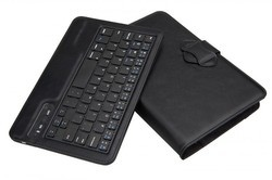 Bluetooth Mini Keyboard Case Wallet