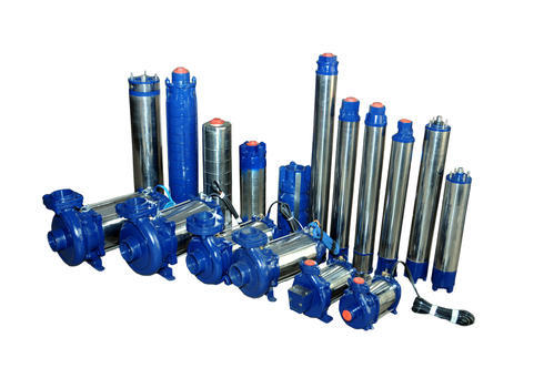 Domestic Submersible Pump Manufacturer From Rajkot