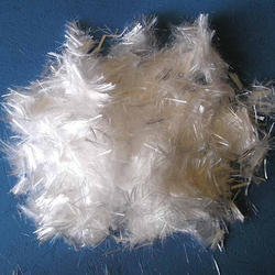 White PP Fibers, Packaging type: 125 Gm Pouch
