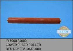 Lower Fuser Roller , FB5-3619-000 ,IR 5000 6000