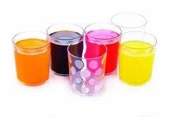 Plastic Multipurpose Unbreakable Stylish Transparent Glass Set, Capacity: 250 ML
