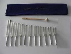 Minerals Tuning Forks