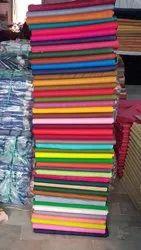 Cotton Plain Churidar Lining Fabric Whole Sale, 100