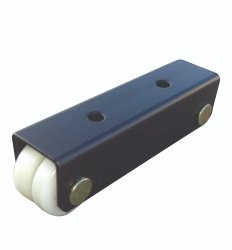 Delrin Bearing Bed Drawer Caster Wheel