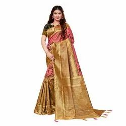 293 Art Silk Saree