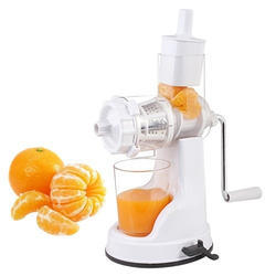 Plastic White Juicer