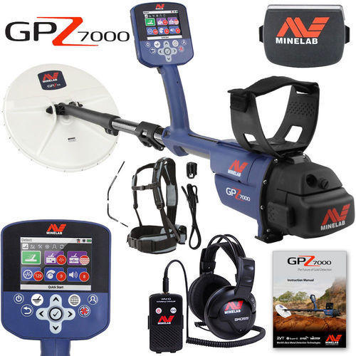 Image result for gpz7000 metal detector