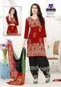 Arihant Lassa Batik Special Vol-6 Printed Cotton Dress Material Catalog