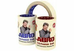 Paper Abro Masking Tape Premium Grade 6123, 20-30 m, 20-40 mm