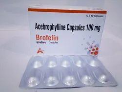 Acebrofyline 100mg Cap