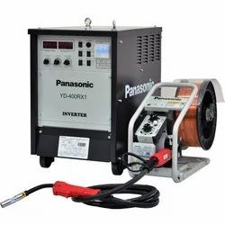 YD-400RX1 Panasonic Inverter Welding Machine